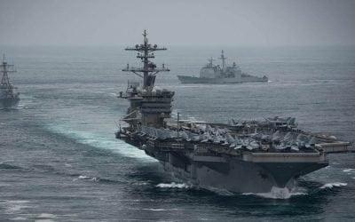 Απαλλάχθηκε από τα καθήκοντά του ο κυβερνήτης του αεροπλανοφόρου USS Theodore Roosevelt