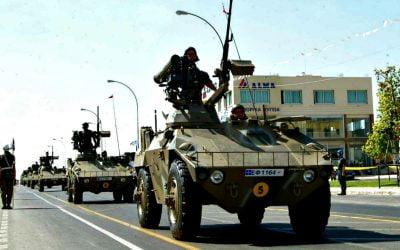 12 τα κρούσματα COVID-19 στην Εθνική Φρουρά