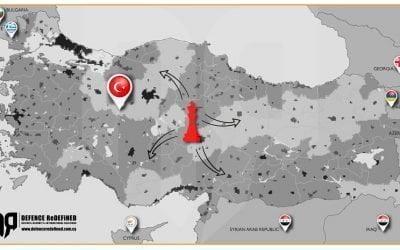 Η Τουρκική Πολιτική εν συντομία (Χάρτες)