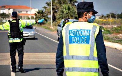 Συνεχίστηκαν οι επιχειρήσεις Αστυνομίας και Βρετανικών Βάσεων για έλεγχο διακίνησης