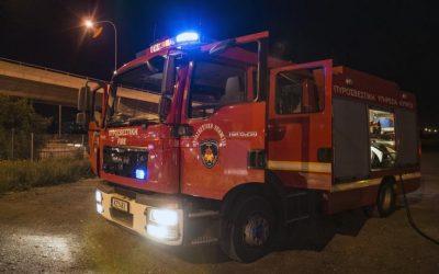 Ενέδρα σε Πυροσβέστες-Υπεβλήθει σε επέμβαση ο Αρχιπυροσβέστης ο οποίος τραυματίστηκε