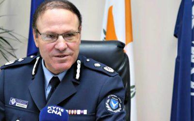 """Αρχηγός Αστυνομίας: """"Ενεργούμε και συμπεριφερόμαστε υπεύθυνα, όπως αρμόζει στον πολιτισμό μας"""""""