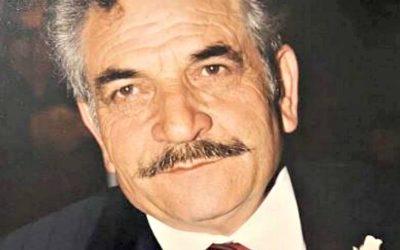 Έφυγε από την ζωή ο αγωνιστής Στυλιανός Γεωργίου Σουρμελή