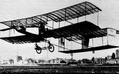 27 Μαΐου 1912 | Γεννιέται η Ελληνική Πολεμική Αεροπορία