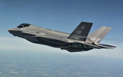 ΕΚΤΑΚΤΟ   Συντριβή F-35A της Αμερικανικής Αεροπορίας