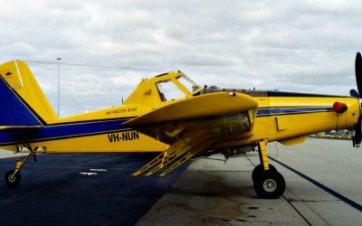 Δύο νέα πυροσβεστικά αεροσκάφη στην υπηρεσία του Τμήματος Δασών | Προοπτική για δημιουργία βάσης πυροσβεστικών αεροσκαφών