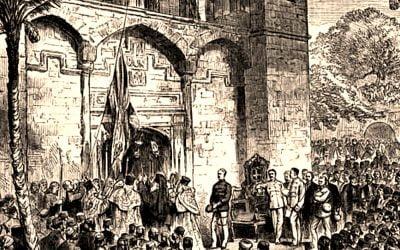 4 Ιουνίου 1878 | Έναρξη της Αγγλοκρατίας στην Κύπρο