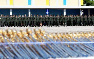 Ορκωμοσία Ανθυπολοχαγών του Στρατού Ξηράς τάξεως 2020   Ανάμεσα τους και 36 Ελληνοκύπριοι – VIDEO
