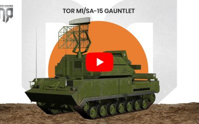 TOR M1   Τα αξιόπιστα SHORAD της Εθνικής Φρουράς
