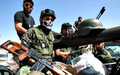 Αραβικός Σύνδεσμος   Ενάντια σε όλες τις μορφές ξένης επέμβασης στη Λιβύη