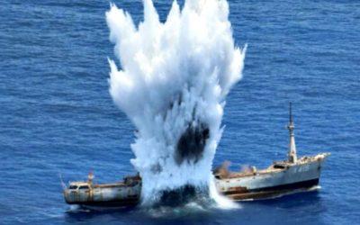 Μαζικά πυρά κατά πραγματικού στόχου από μονάδες Ναυτικού και Αεροπορίας | Φωτογραφίες & VIDEO