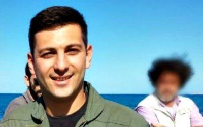 Πολεμική Αεροπορία | Νεκρός ο Σμηναγός Μανώλης Γαρεφαλάκης