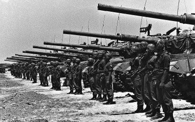 5 Ιουνίου 1967 | Ο Πόλεμος τον έξι ημερων – Η πανωλεθρία της Αραβικής συμμαχίας και ο θρίαμβος του Ισραήλ