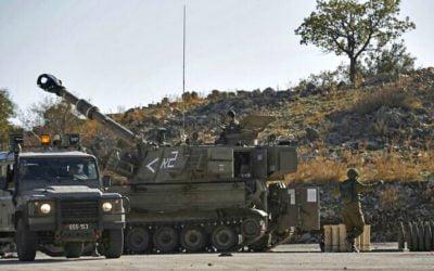 Δαμασκός   Δύο Σύροι στρατιώτες σκοτώθηκαν από ισραηλινές επιδρομές
