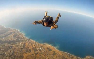 Εθνική Φρουρά| Επιχειρησιακό Άλμα Ελεύθερης Πτώσης – VIDEO