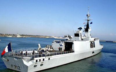 Η Γαλλία αποχωρεί από επιχείρηση του ΝΑΤΟ εξαιτίας της διένεξης με την Τουρκία