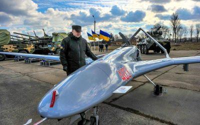 Η Ουκρανία παρέλαβε συστήματα Javelin και Bayraktar TB2 | VIDEO