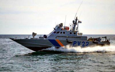 Illegal immigrants | 14 men and a woman arrested in Strovilia, a boat off Cavo Greco