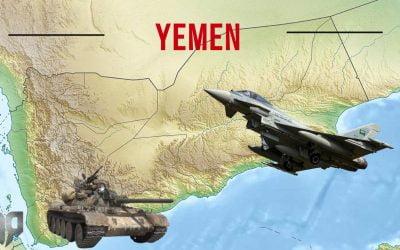 Οι Χούθι κατέλαβαν 400 τ.χλμ από τις δυνάμεις που υποστηρίζονται από την Σαουδική Αραβία | Διαδραστικός Χάρτης & VIDEO