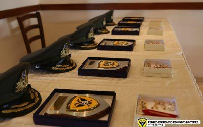 Τελετή προς τιμή των Αφυπηρετούντων Αξιωματικών της Εθνικής Φρουράς | Φωτογραφίες