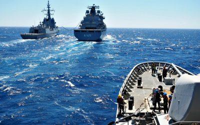 Συνεκπαίδευση Μονάδων Πολεμικού Ναυτικού με Νατοϊκές δυνάμεις | Φωτογραφιες