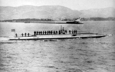 Υποβρύχιο ΔΕΛΦΙΝ | Το πρώτο Υποβρύχιο στην Ιστορία που εκτόξευσε τορπίλη κατά εχθρικού πολεμικού πλοίου