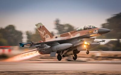 Ιστορική συνεργασία Πολεμικής Αεροπορίας Ισραήλ-Γερμανίας