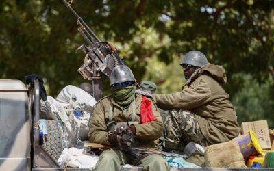 Μάλι   Παραίτηση του Προέδρου μετά από την σύλληψη του από στασιαστές στρατιώτες – VIDEO