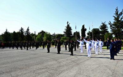 ΑΠΟΚΛΕΙΣΤΙΚΟ | Από 7 Αυγούστου σε ισχύ οι προαγωγές Αξιωματικών του Κυπριακού Στρατού