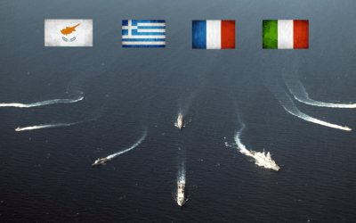 """Aeronautical Exercise """"EUNOMIA""""   The forces deployed in the sea and airspace of the Eastern Mediterranean – Photos & VIDEO"""