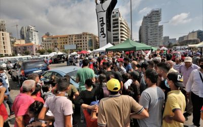 Σοβαρά επεισόδια στον απόηχο των εκρήξεων στην Βηρυτό | Εκατοντάδες τραυματίες και νεκρός αστυνομικός