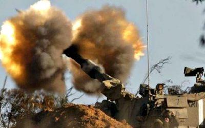 Ισραηλινά αεροσκάφη και άρματα μάχης έπληξαν εγκαταστάσεις της Χαμάς στη Γάζα – VIDEO