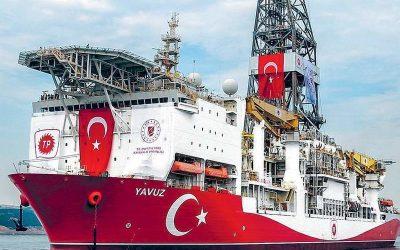 Αντι-Navtex από Κύπρο σε Navtex Τουρκίας για παράταση παρουσίας Γιαβούζ στο τεμάχιο 6