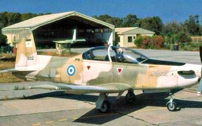 September 10, 2005 | The air tragedy that shocked the National Guard and entire Cyprus – Photos