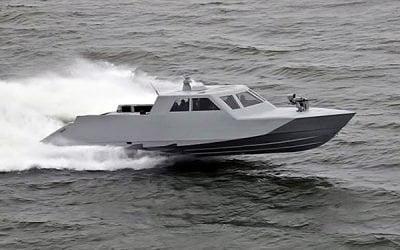 Combatant Craft Medium (CCM) Μk1   Τα σκάφη των ειδικών επιχειρήσεων του Ναυτικού των ΗΠΑ που βρέθηκαν στην Κύπρο για 1η φορά – VIDEO