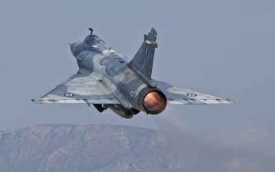 Υπεγράφη η σύμβαση για την υποστήριξη των μαχητικών Mirage 2000 και Mirage 2000-5