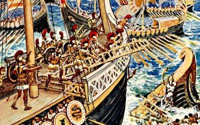 Η ναυμαχία της Σαλαμίνας   Η θαλάσσια αναμέτρηση που κράτησε ζωντανό τον Δυτικό Πολιτισμό – Χάρτες