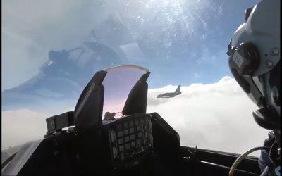 Πλάνα από την συμμετοχή της Πολεμικής Αεροπορίας στην Άσκηση «THRACIAN VIPER 2020» – VIDEO