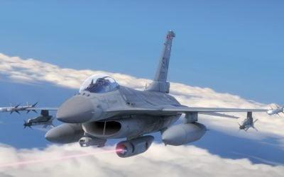 Lockheed Martin | Το Ατρακτίδιο λέιζερ είναι εδώ. Δυνητική επιλογή για τα F-16V – VIDEO