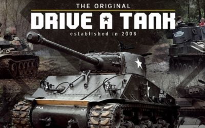 """""""Drive a Tank"""" 