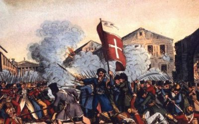 September 23, 1821 | The fall of Tripoli and the consolidation of the Revolution
