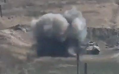 Αρμενία – Αζερμπαϊτζάν | Οι πρώτες εικόνες από τις συγκρούσεις – Οι πρώτες απώλειες για το Αζερμπαϊτζάν – VIDEO