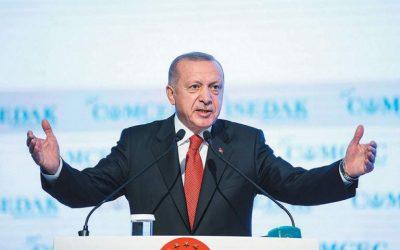 Υπερ της πολιτικής win win η Τουρκία σύμφωνα με τον Ερντογάν