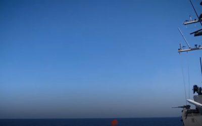 Ισραήλ | Νέος προηγμένος πύραυλος επιφανείας κατά πλοίων – VIDEO