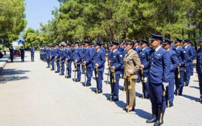 Officers' Promotions | Another 54 promotions in the Cyprus Army in force as of today