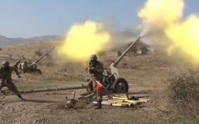 Nagorno-Karabakh | US-brokered ceasefire collapses shortly after it's put in force