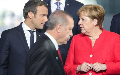 Ελληνοτουρκικά | Τελεσίγραφο μίας εβδομάδας από Παρίσι και Βερολίνο στην Άγκυρα, γράφει το Reuters