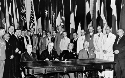75 years since United Nations Charter was signed – VIDEO