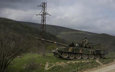 Καμία ένδειξη αποκλιμάκωσης στο Ναγκόρνο-Καραμπάχ | 320 Αρμένιοι έπεσαν στο πεδίο της μάχης