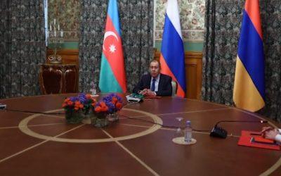 Αρμενία -Αζερμπαϊτζάν |  Συμφώνησαν για κατάπαυση του πυρός στο Ναγκόρνο-Καραμπάχ – VIDEO